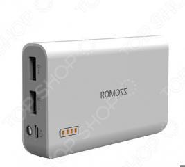 Внешний аккумулятор Romoss Solo 3