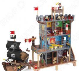 Набор игровой для мальчика KidKraft «Пиратский форт»