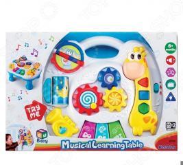 Музыкальный развивающий столик Keenway 32702