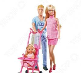 Семья куклы Штеффи Simba 5733200