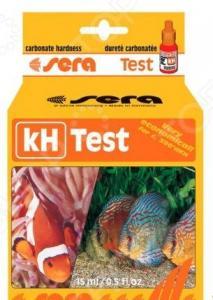 Тест для аквариумной воды Sera kH-Test