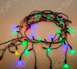 Гирлянда электрическая Новогодняя сказка «Свечи» 971035