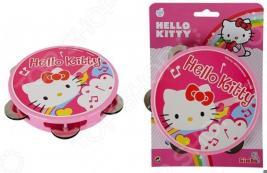 Игрушка музыкальная для девочки Simba «Тамбурин» Hello Kitty