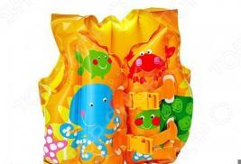 Жилет надувной Intex 59661 «Веселые рыбки»