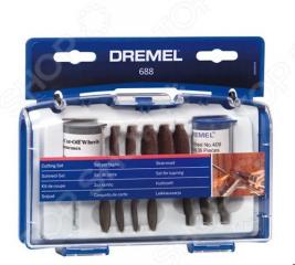 Набор насадок для резки Dremel 688