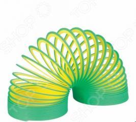 Ретро-пружинка Slinky Неон. В ассортименте