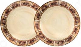 Набор десертных тарелок LCS «Натюрморт»