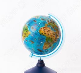 Глобус Globen «Зоогеографический»