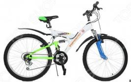 "Велосипед Top Gear Neon 120 24"""