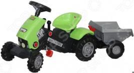 Каталка детская Coloma Y Pastor Turbo-2 с педалями и полуприцепом