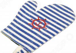 Рукавица для бани и сауны Банные штучки «Морская»