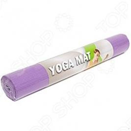 Коврик для йоги Easy Body 5476MT-IB. В ассортименте
