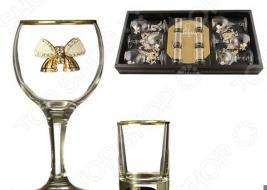 Набор подарочный для алкогольных напитков Glassan «Венеция» 802-510736