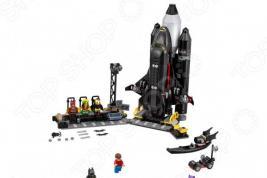 Конструктор для мальчика LEGO The Batman Movie «Космический шаттл Бэтмена»