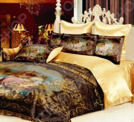 Комплект постельного белья «Аморе». 1,5-спальный