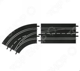Дополнения к треку Carrera «Поворот слева со сменой полосы с внутренней на внешнюю»