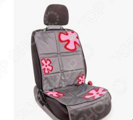 Накидка защитная на спинку сидения для малыша Autoprofi «Смешарики» ЯВ117622