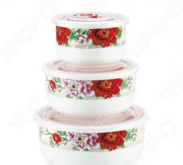 Набор салатников Bekker «Весна»