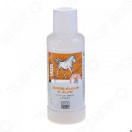 Шампунь-бальзам для лошадей ZooVIP от перхоти с глицерином и серой