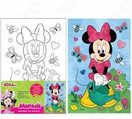Набор для росписи по холсту Росмэн Disney «Минни»