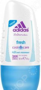 Дезодорант шариковый Adidas Cool&Care Fresh