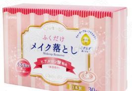 Салфетки для снятия макияжа Kyowa с гиалуроновой кислотой