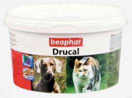 Минеральная добавка для укрепления костных тканей у кошек и собак Beaphar Drucal