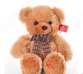 Мягкая игрушка AURORA «Медведь с бантом» 46 см