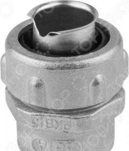 Крепеж для металлорукава с внутренней резьбой Светозар 60201