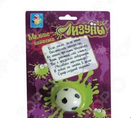 Мячик-лизун 1toy Т52290. В ассортименте