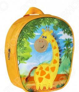 Рюкзак дошкольный Росмэн «Жираф»