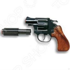Пистолет с глушителем Edison Giocattoli Випер