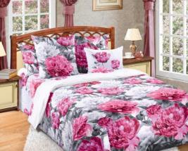 Комплект постельного белья ТексДизайн «Пионы». 2-спальный