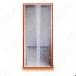 Сетка антимоскитная на дверь Рыжий кот MDN