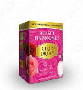 Набор для создания духов Каррас Girl's Dream