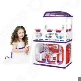 Домик кукольный Огонек «Конфетти» 01539