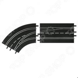 Дополнения к треку Carrera «Поворот слева со сменой полосы с внешней на внутреннюю»