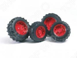 Шины для системы сдвоенных колес Bruder 02-013