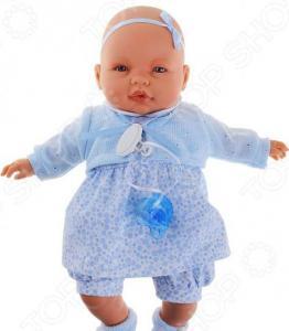 Кукла Munecas Antonio Juan «Диа в голубом»