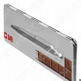 Ручка шариковая в подарочной коробке Carandache Office Essentialy Swiss Chocolate