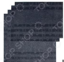 Набор ковриков влаговпитывающих универсальных Зебра Z-1068