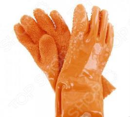 Перчатки для чистки овощей Bradex «Шкурка»