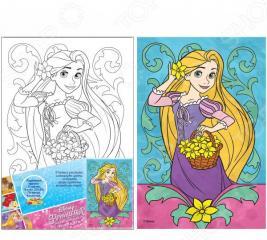 Набор для росписи по холсту Росмэн Disney «Рапунцель»