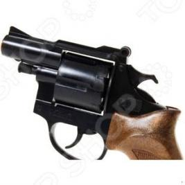 Пистолет с глушителем Edison Giocattoli Фантом