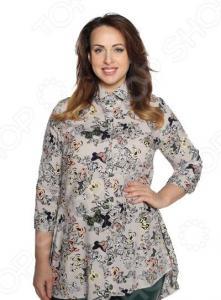 Рубашка Pretty Woman «Край чудес». Цвет: бежевый