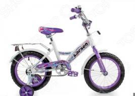 Велосипед детский Larsen Kids14 2016 года