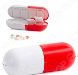 Контейнер для таблеток Balvi Super Pill. В ассортименте