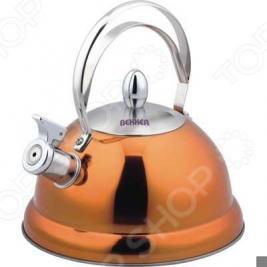 Чайник металлический Bekker BK-S427. В ассортименте