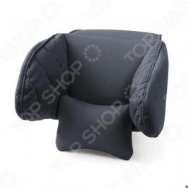 Подушка на подголовник Autoprofi COM-0250 Comfort