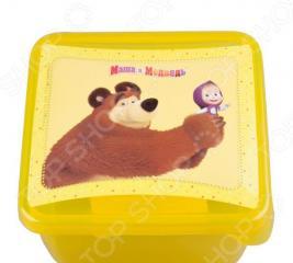 Детская емкость для хранения «Маша и Медведь» 0616008